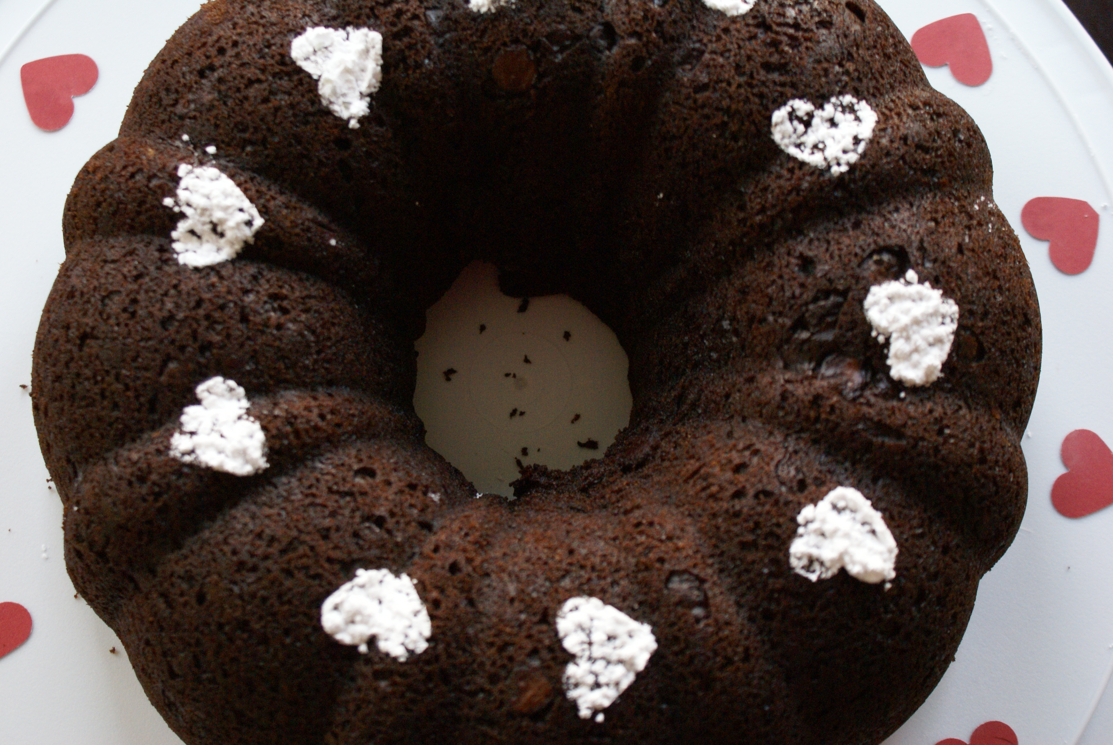 Tasty Tuesday- Too Much Chocolate Cake | Hoping in God