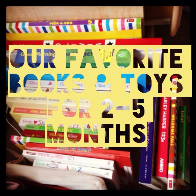 Favorite Books & Toys from Hoping in God